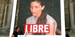 Ingrid Betancourt, détenue 6 ans par les FARC dans la jungle, libérée en 2008