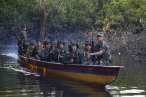 Les FARC, une guérilla à l'organisation économique aboutie