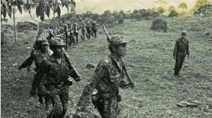 Les FARC ont pris les armes en 1964