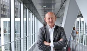 Jean-Luc Bennahmias, président du Front démocrate et co-président de l'Union des démocrates et des écologistes