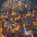 Tourmente en Catalogne